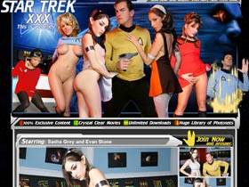 Exclusive Star Trek sci-fi porn parody! HQ porn of Sasha Grey, Jenna Haze, Cody Carmichael, Jada Fire and more!